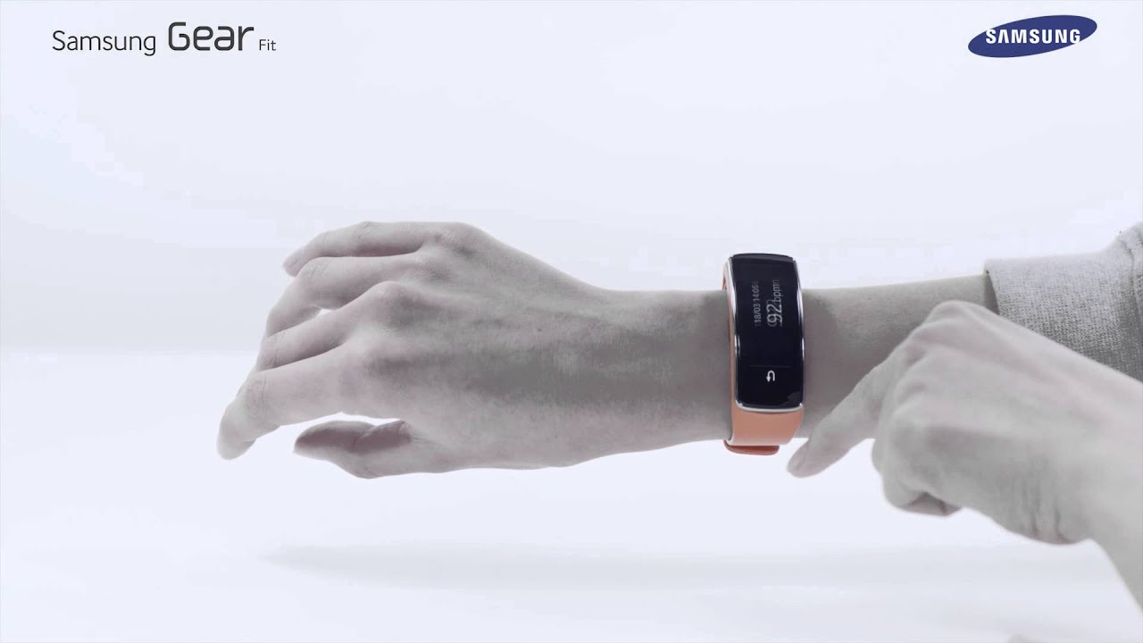Samsung Galaxy Gear Fit   How To: Use the Heart Rate Monitor