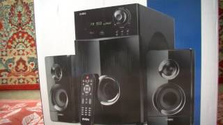 обновление - купил новую акустику: SVEN MS-2100
