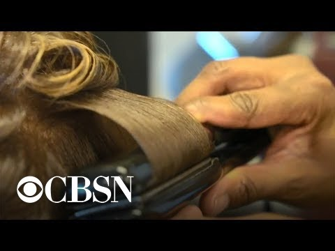 Study: Hair dye, chemical straighteners linked to breast cancer
