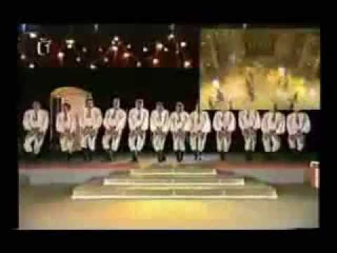 Как появился ирландский танец