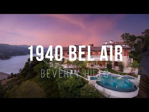CASA LAGO | 1940 Bel Air Road