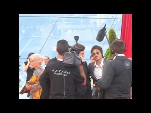 Ian Somerhalder @  Television Festival in Monaco