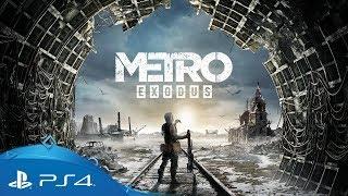 Metro Exodus | E3 2018 Gameplay Trailer | PS4