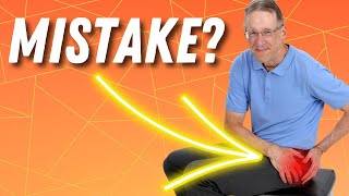 DON'T make this Mistake after Hip Replacement Surgery. Video