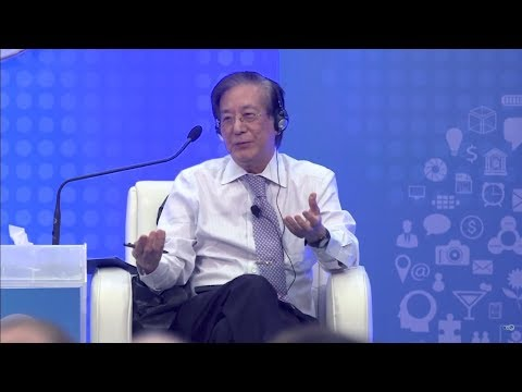 A Talk and Discussion by the Chairman of SPRING Singapore Dr. Philip Yeo