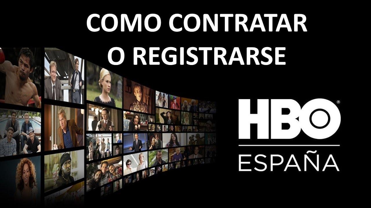 Como Contratar O Registrarse En Hbo Espana 1 Mes Gratis Youtube