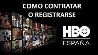 Como contratar o registrarse en HBO España (+ 1 mes GRATIS)