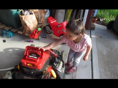 hqdefault how to replace a lawn mower battery (episode 7) youtube homelite ut13122 wiring diagram at reclaimingppi.co
