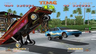 Lowrider PS2 Gameplay HD (PCSX2)