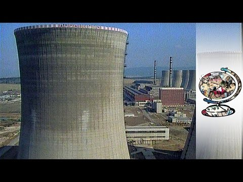 Europe's Nuclear Plant Built In An Earthquake Zone