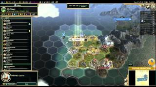 Civilization V - Conquest of the New World Deluxe Scenario Video