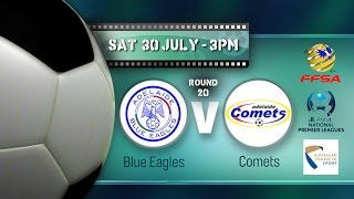 Round 20 Adelaide Blue Eagles versus Adelaide Comets