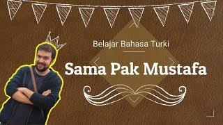 BELAJAR BAHASA TURKI | ALFABET TURKI