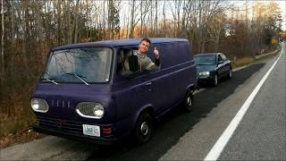 1964 Ford Econoline Project