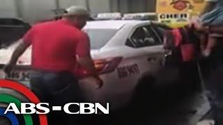 TV Patrol: 2 taxi driver na pinababa ang mga pasahero, ipapatawag ng LTFRB