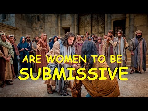 CHRIST at END of ASTROLOGICAL AGES - Why Apostles say WOMAN be SUBMISSIVE!