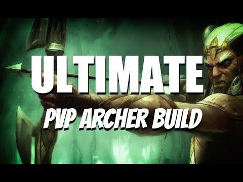 Ultimate ESO Archer PVP Build - NO SNIPE Stamina Nightblade - ESO Murkmire