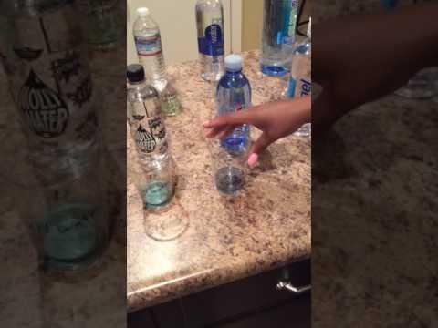 Water Test 2016 Phoenix, Az