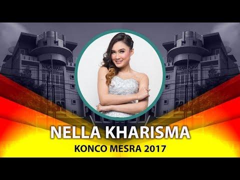 Nella Kharisma - Konco Mesra 2017 (Official Video Lyrics NAGASWARA) #lirik