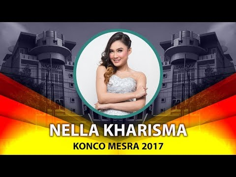 Nella Kharisma - Konco Mesra 2017 (Official Video Lyrics NAGASWARA) #lirik