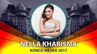 Gambar cover Nella Kharisma - Konco Mesra 2017 (Official Video Lyrics NAGASWARA) #lirik
