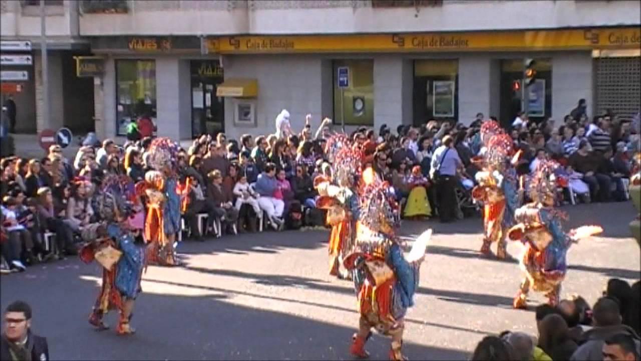 carnaval de badajoz el desvan del duende