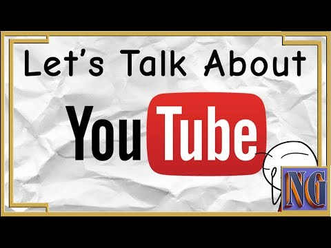 Let's talk YouTube | Live Stream
