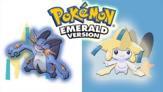 Pokemon Emerald  Link 3rd Gen RSE Pokemon WiFi Battle - Jirachi's Cosmic Dance of Doom| Pokemon Emerald 3rd Gen WiFi Link Battle- AceStarThe3rd (OU)