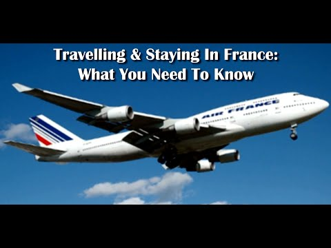 Things You Should Know Before Traveling to France