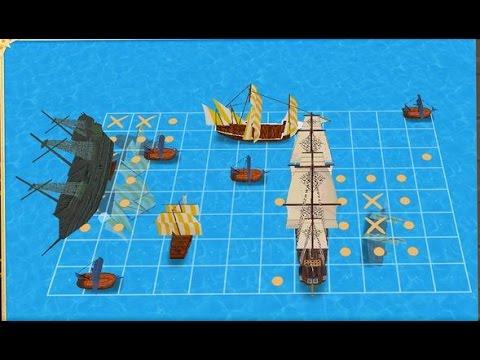 Battleship War 3D PRO - Морской Бой 3D PRO на Android(Review)