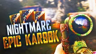 the best KAR98K EPIC VARIANT in WW2... (Call of Duty World War 2)