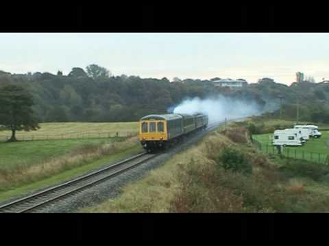 DMU Bubble Car Mega Clagg - ELR 18-10-09