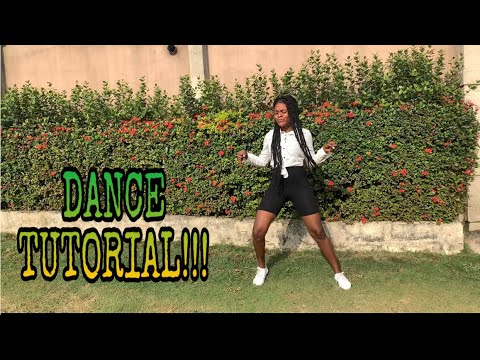 HOW TO DANCE :How To Do Different AfroBeat Dances Before Christmas ( DANCE TUTORIAL!!! ) | Part1