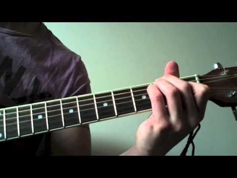 Who Knew (Acoustic Version) - P!NK Guitar Tutorial