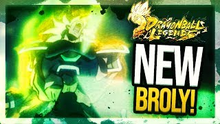 NEW Broly Movie Event CONFIRMED! - Tokyo Game Show News! - Dragon Ball Legends
