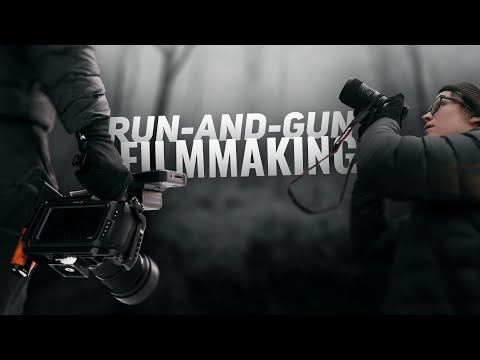 6 Tips for Run and Gun Filmmaking - Guerilla Filmmaking Tutorial