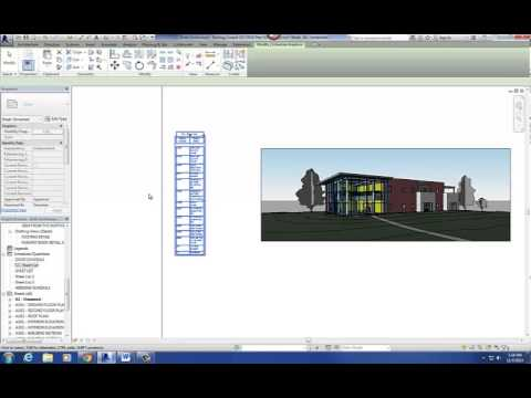 creating a cover sheet in revit 2014 youtube