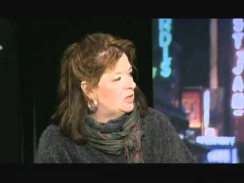 Theater Talk: Theresa Rebeck