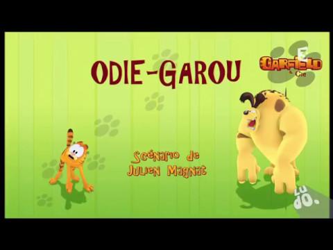 Garfield et cie saison 1 episode 15 odie garou youtube - Garfield et cie youtube ...