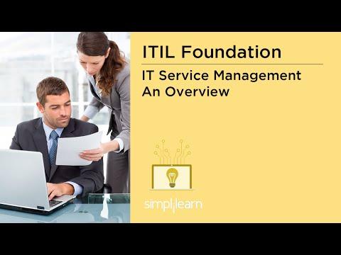 4 P's In Service Management - Service Design | ITIL V3 Foundation Training