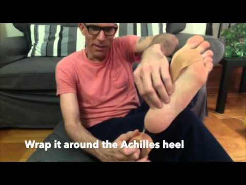 How I got rid of long-term plantar fasciitis, or heel pain