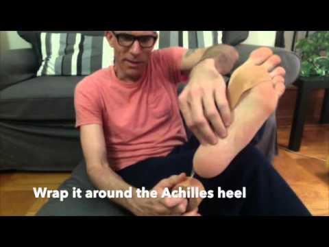 How I got rid of long-term plantar fasciitis, or heel pain