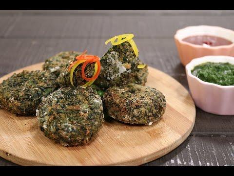 Hara Bhara Kabab    Simple Vegetarian Khana With Chef Saurabh   Sanjeev Kapoor Khazana