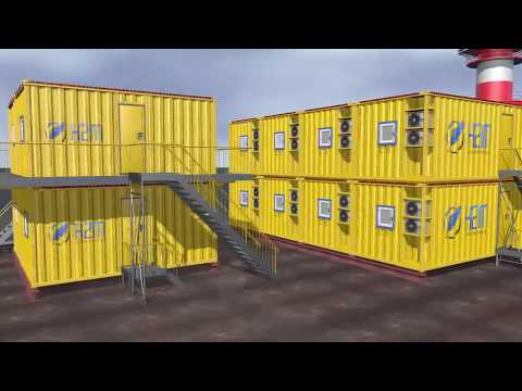 H2M Offshore Accommodation