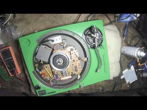 ABJ - Technics 1200 coil repair