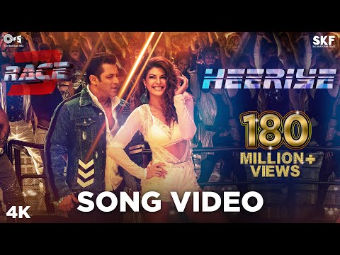 Heeriye Song Video – Race 3 | Salman Khan, Jacqueline | Meet Bros ft. Deep Money, Neha Bhasin