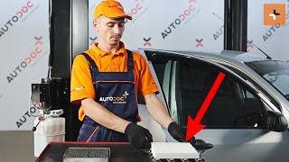 Гледайте нашето видео ръководство за отстраняване на проблеми с Двигател на чистачките OPEL