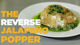 How To Make A Reverse Jalapeño Popper | Foodbeast Kitchen