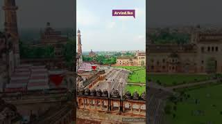 Ae Mere Dil Mubarak Ho Yahi to Pyar Hai | Romantic Song🥰🥰 || Bada IMAMBADA of LKO. || #story #lko