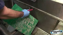 How To Wash a Dirty Circuit Board - Industrial Electronics Repairs